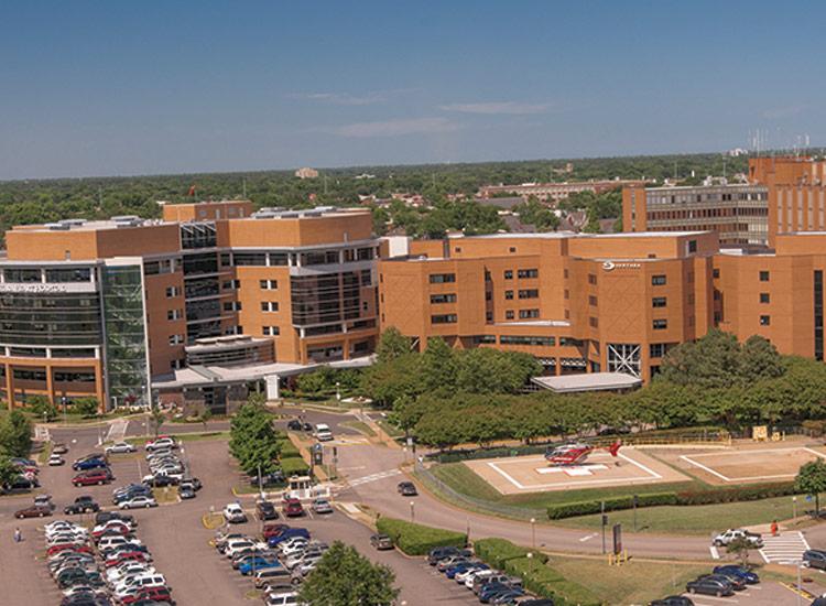 photo hospital Norfolk General