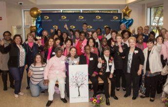 Community event at Sentara Northern Virginia Medical Center